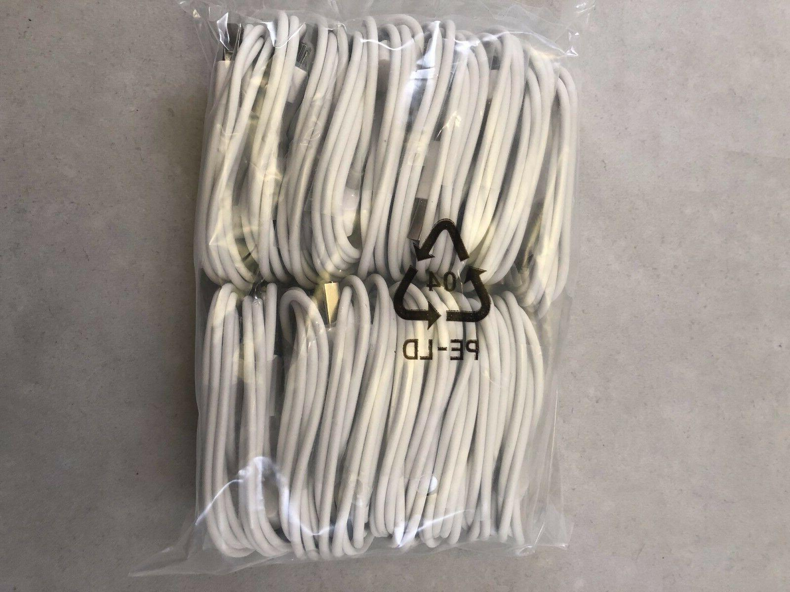 Lot 100 Data Sync Charger Cord 3GS iPod