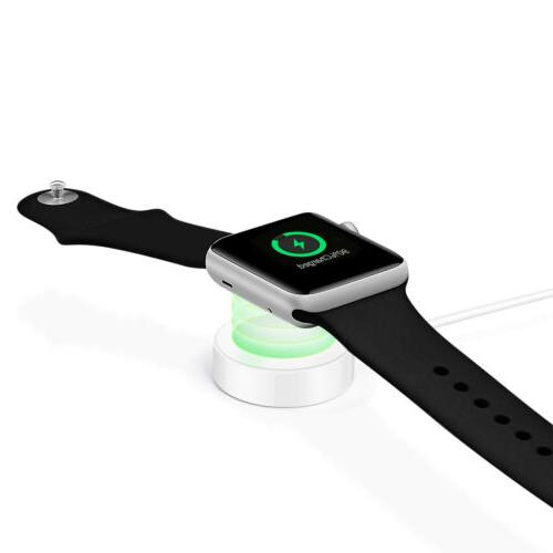Magnetic Charging Charger Watch iWatch 2 3