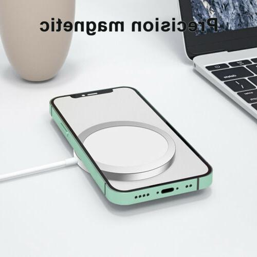 MagSafe 15W Wireless Fast Charger + 20W AC Adapter iPhone