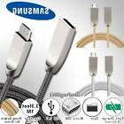 Micro USB Fast Charging Data Sync Charger Cable For Samsung