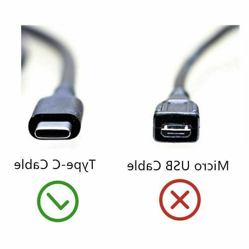 Braided USB Fast Charging Charger Cord LONG