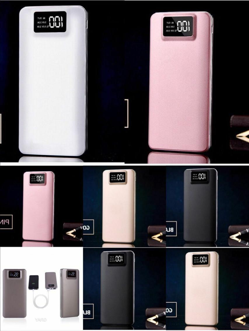 Portable Power Bank USB Battery Phone