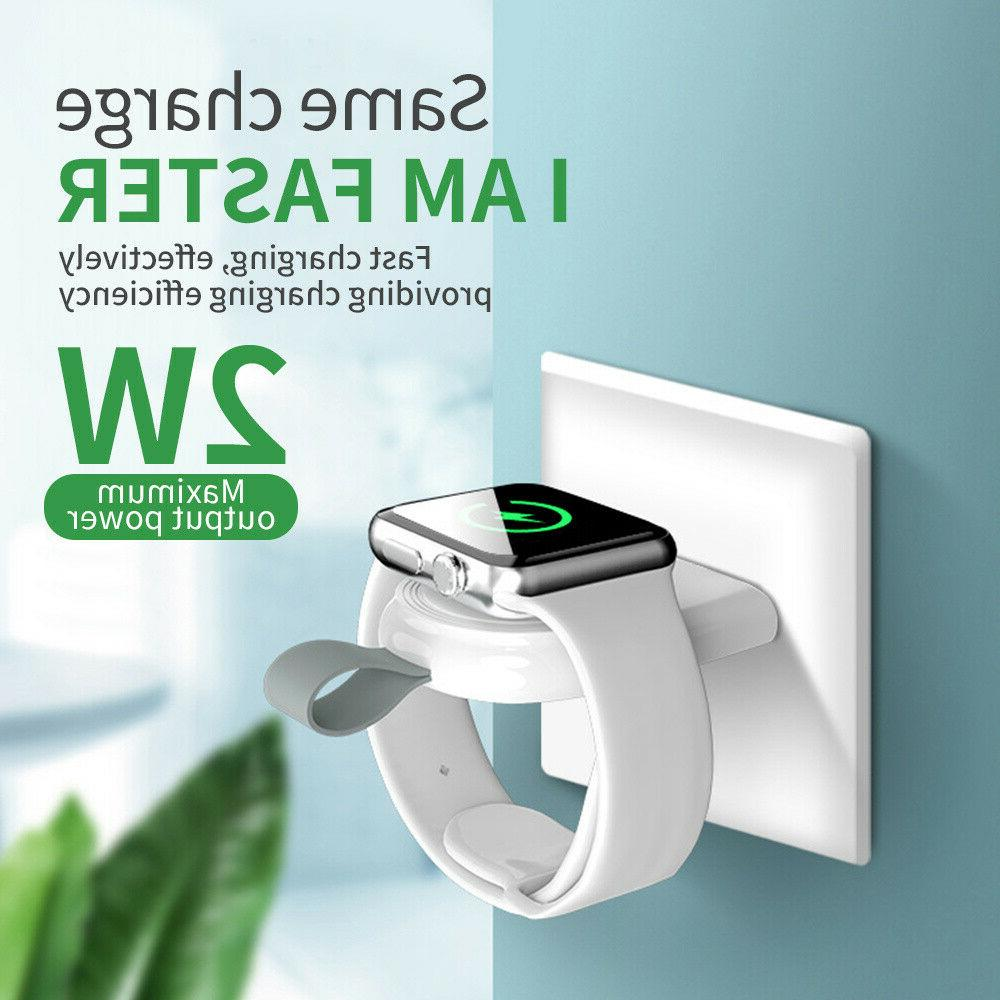 Portable iWatch USB charger Travel Cordless Charge Apple Wat