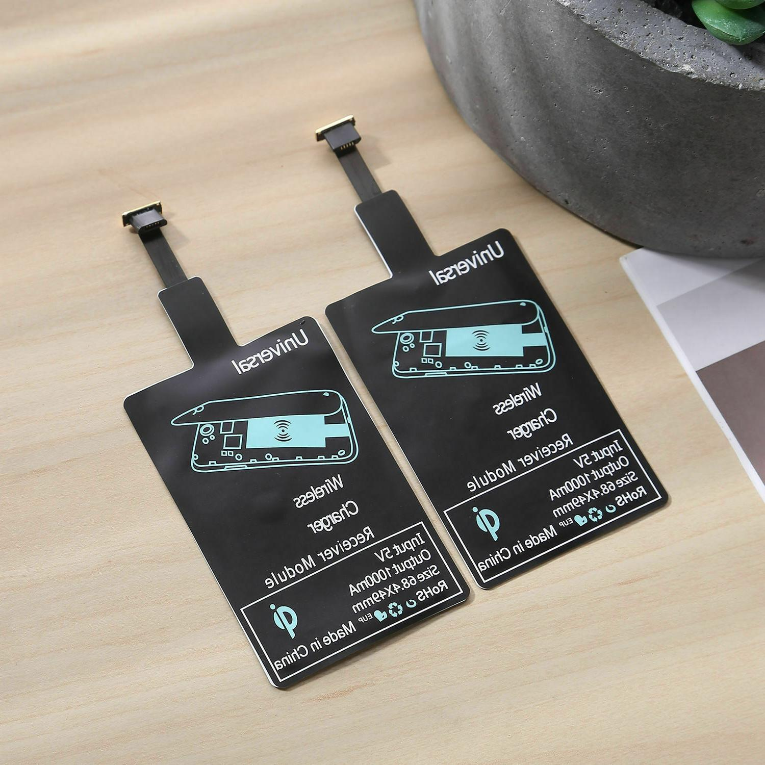 QI Fast Charger Receiver For Samsung Android C C