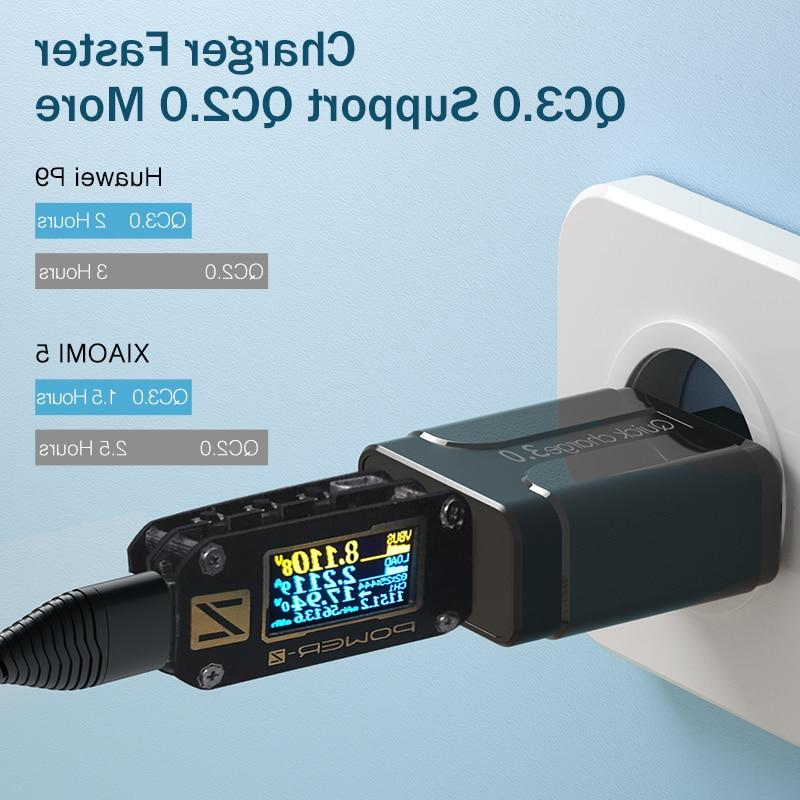YKZ 3.0 18W Charging Mobile <font><b>Phone</b></font> <font><b>Charger</b></font> For Huawei