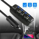 rapid fast 4 port car charger usb