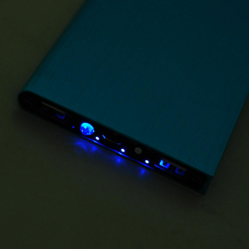 Ultrathin Battery Charger Power Bank for