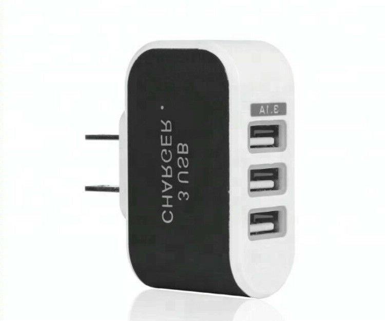 Universal 3.1A USB Travel US