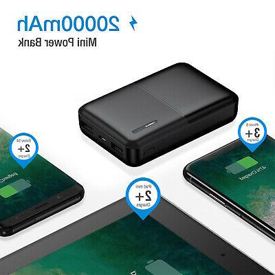 20000mAh USB External Charger Cell Phone