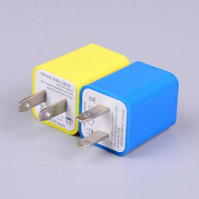 US Plug Travel Wall Charger Adapter
