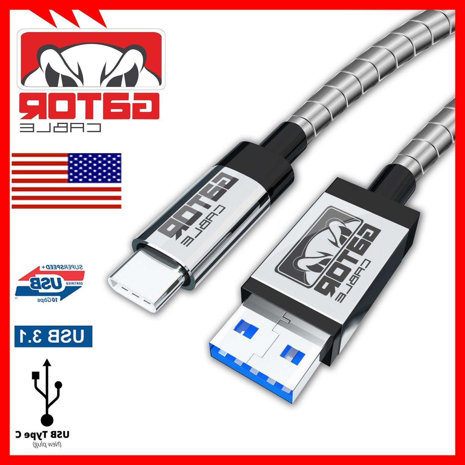 USB-C Type-C Fast Charging Data Sync Charger Cable Samsung 8
