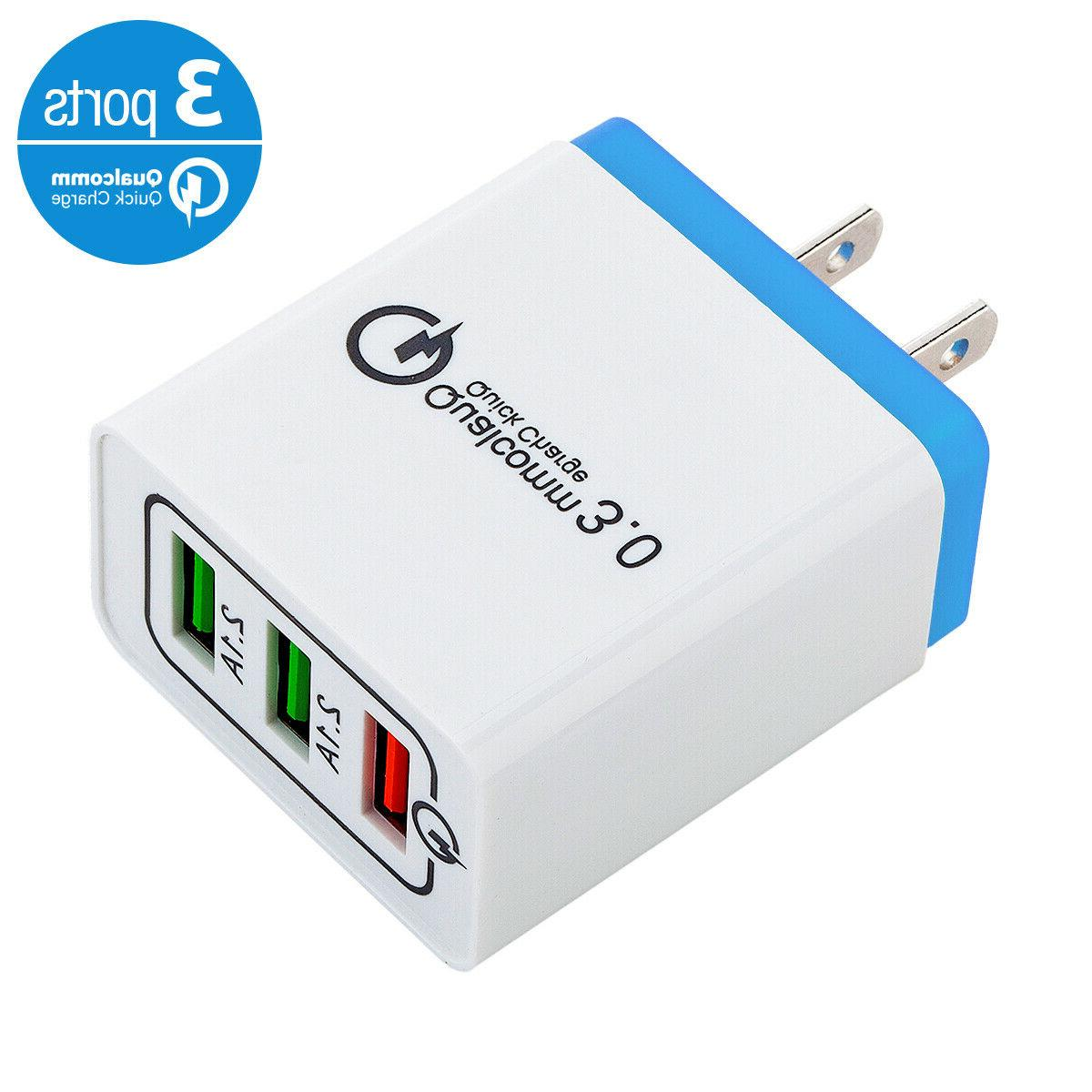 USB Quick Hub Power Adapter iPhone Samsung Android