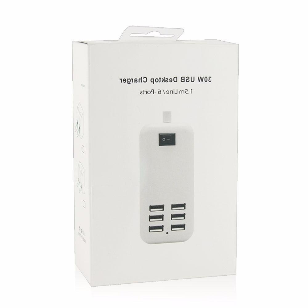30 Home AC for iPad,iPhone 6,Galaxy,HTC US Plug