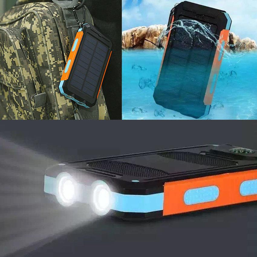 Waterproof Dual Portable
