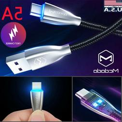 Mcdodo LED Type-C 3.1 5A USB-C Fast Charging Quick Charger D