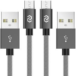 Micro USB Cable Android Charger - Syncwire  Nylon Braided A