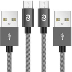 Micro USB Cable Android Charger - Syncwire Super-Durable Nyl