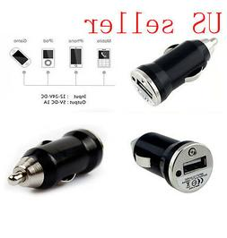 Mini Car Cigarette Lighter to USB Charger Adapter f MP3