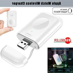 Mini Portable Wireless USB Charger Charging For Apple Watch