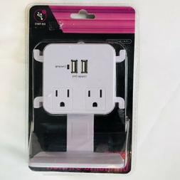 INFINITIVE MULTI-USB CHARGE STATION ELECTRICAL OUTLETS USB P