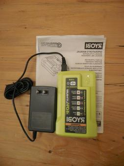 NEW RYOBI OP403 40-VOLT LITHIUM-ION BATTERY OEM CHARGER WITH