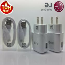 OEM Fast Charging Wall Charger & USB Type C Data Cable Cord