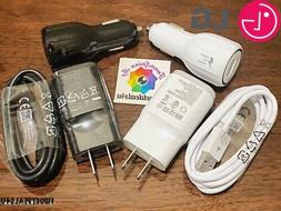 Original LG Fast Charger For G2 G3 G4 Flex  1.8 Amp Wall / D
