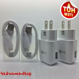 OEM Fast Charging Wall Charger&USB Type C Data Cable Cord Fo