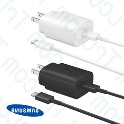 Original Samsung Galaxy Note 10 25W Super Fast Wall Charger