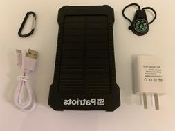 Original Patriot Power Cell USB Solar Charger  4Patriots  Br