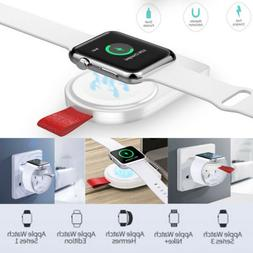 Portable Magnetic Wireless USB Power Charger for Apple Watch