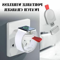 Portable Wireless USB Charger Charging For Apple Watch Serie