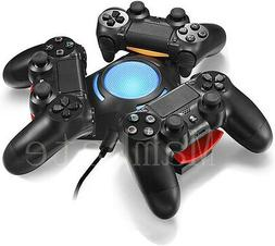PS4 Controller Charger Station Stand Dual Shock 3 Controller