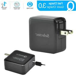 24W High Rapid USB Wall Charger Adapter For iPhone XS 8 7 6