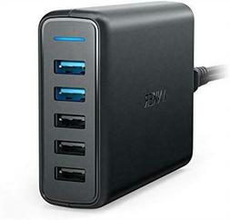 Anker Quick Charge 3 0 63W 5 Port USB Wall Charger PowerPort