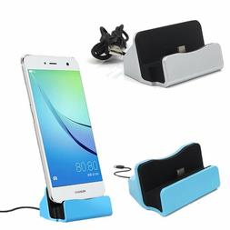 Type C USB Charger Dock Holder Station For G7 ThinQ LG G6 G5