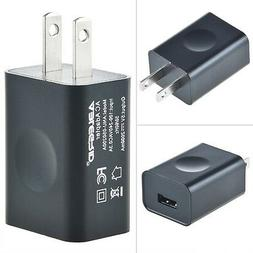 US Plug 5V 2A USB Port Wall Charger 5 Volt 2 Amp AC-DC Power