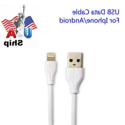 US Ship Lightning Micro USB Charger Data Cable for iPhone/An