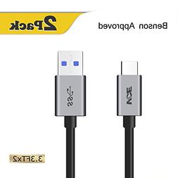 USB C Cable, VCE  USB C to USB 3.0 Cable for Galaxy S8/S8 Pl