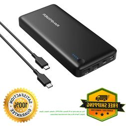 USB C Power Bank RAVPower 26800 PD Portable Charger 26800mAh