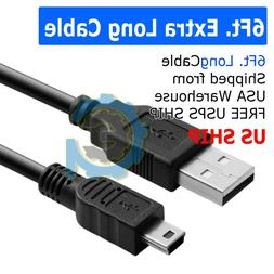 USB CHARGER CHARGING CABLE CORD FOR SONY PS3 DUALSHOCK PLAYS