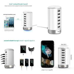 Usb Charger, Usb Wall Charger Station : Jelly Comb Universal