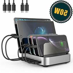 Seenda USB Charging Stations - 5 Port 50W 10A USB Charging D