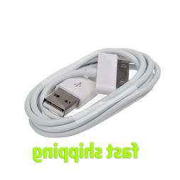 USB Data Sync Cable Cord Charger for iPhone 4 4G 4S 3GS iPod