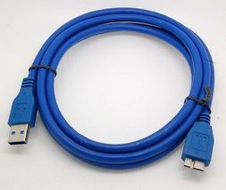 usb3.0 PC Charger +Data SYNC Cable Cord For Sony HD-E2 B/S