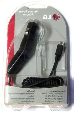 LG Vehicle Power Adapter  Micro USB Car Charger