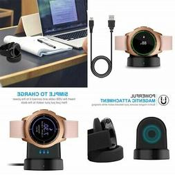 Wireless Fast Charger Dock Station USB for Samsung Galaxy Wa